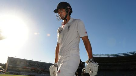The sun is shining on Alastair Cook and Essex this season