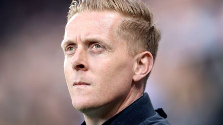 Garry Monk has quit as Leeds United boss. Photo: PA