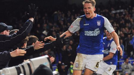 Christophe Berra says he will always remember his last-gasp winner against Derby County back in Marc