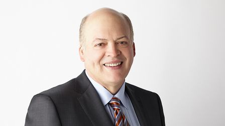Jim Hackett, who is set to replace Mark Fields as chief executive of the company amid questions abou