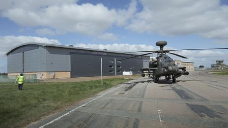 The new Aviation Training International Limited (ATIL) facility in Wattisham completed by Jessops C