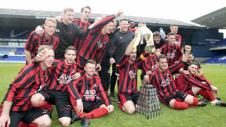 Achilles defeated fellow Senior Division side, Crane Sports, in the final of the Suffolk Senior Cup