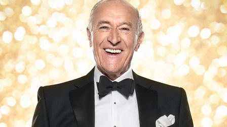 Snape Proms, September 1, Friday Night is Music Night with Len Goodman. Photo: Contributed