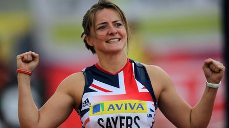 Three-time Olympian, Suffolk's Goldie Sayers, retired from the javelin this week.