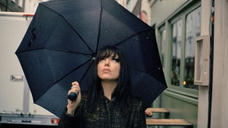 At the moment Imelda's concentrating on the tour but is ready to write her next album. Photo: Eddie