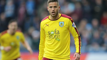 Burnley's Michael Kightly made his name at Wolves under Mick McCarthy's management. Photo: PA