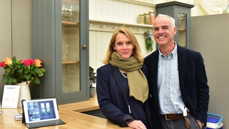 Visitors enjoyed the Lifestyle Pavilion on the second day at last year's show. Clare Kelly and Will