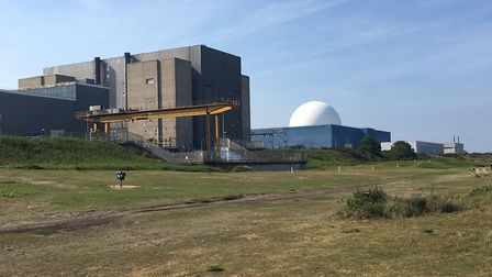 Soldiers have been deployed at Sizewell as part of nationwide security responses. Picture: MEGAN GOO