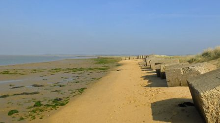 Explore Bawdsey Quay and tuck into a family picnic on the shore. Picture: STEPHEN SQUIRRELL