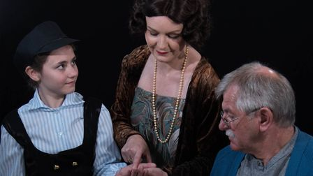 Appeal Theatre Group stage Gypsy at Ipswich's New Wolsey Theatre, June 21-24. Picture: JONATHAN TERR