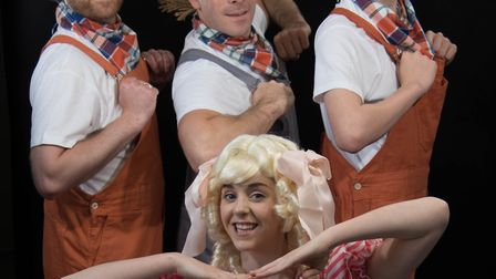 Appeal Theatre Group stage Gypsy at thr New Wolsey Theatre. Picture: APPEAL THEATRE GROUP