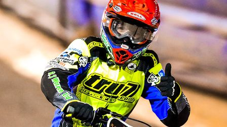 Danny King, three late heat wins helped Witches grab a point at Glasgow