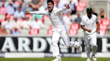 Pakistan's Mohammed Amir is expected to make his Essex debut today.