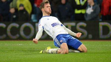 Emyr Huws has signed for Ipswich Town