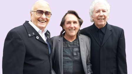 Brian Poole and the Tremeloes. Picture: PICASA