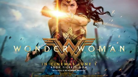 Wonder Woman, in cinemas now. Photo: (C) 2017 Warner Bros Ent. All Rights Reserved. TM & (C) DC Comi