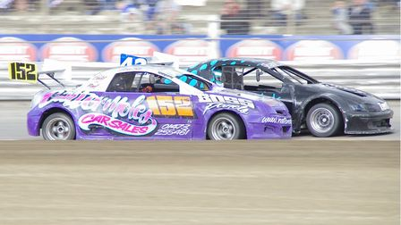 Local star Shaun Taylor will be in action at Foxhall