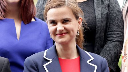 Jo Cox, the former MP for Batley and Spen, who died last year following an attack outside a constitu