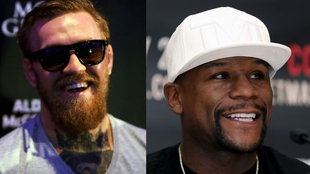 """Floyd Mayweather's bout with Conor McGregor in August will be """"the biggest fight ever"""", according to"""