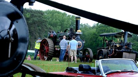 The Euston Rural Pastimes event at Euston Hall on Sunday. Picture: ANDY ABBOTT