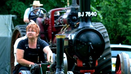 The sights of the Euston Rural Pastimes event at Euston Hall on Sunday. Picture: ANDY ABBOTT