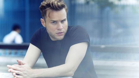 Olly Murs - extra tickets released for his Colchester gig tonight. Picture: PA PHOTO