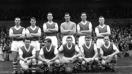 The most unlikely league champions? Almost certainly. This was the line-up which won the Division On