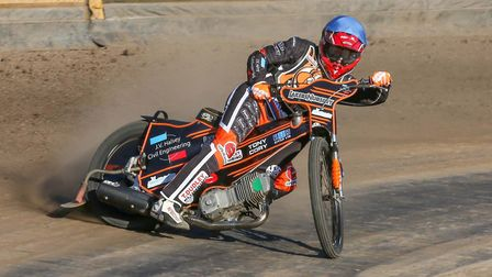 Dan Halsey and his Mildenhall team-mates have a busy weekend