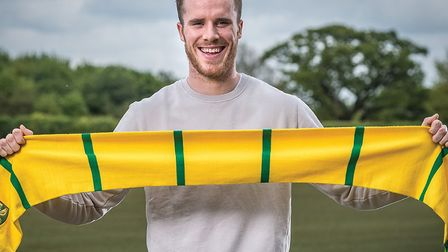 Marley Watkins has signed a three-year deal at Norwich City. Picture: jasonpix