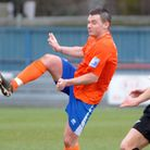 New Braintree boss Bradley Quinton, looking to stabilise the club after relegation last season.