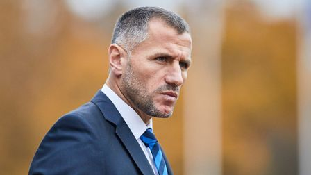 Shefki Kuqi hopes to return to Ipswich as manager one day. Picture: FC Inter Turku / Tero Wester