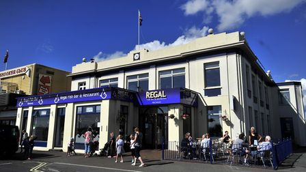 The Regal, Felixstowe. Picture: LUCY TAYLOR
