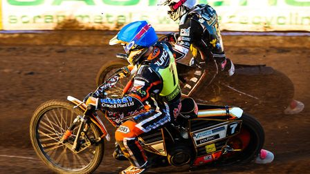 Connor Mountain led the Mildenhall Fen Tigers to another win
