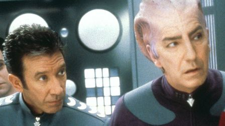 Galaxy Quest affectionately spoofed the world of Star Trek and obsessive fans. It starred Tim Allen