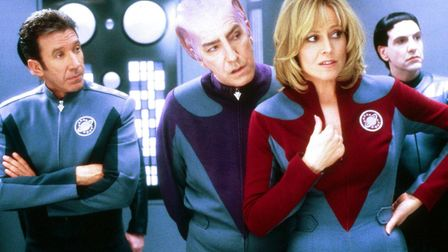 Galaxy Quest affectionately spoofed the world of Star Trek and obsessive fans. It starred Tim Allen,