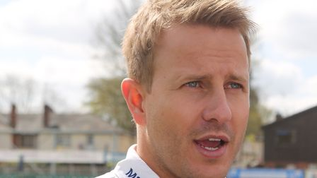 Simon Harmer, who took six first innings wickets to leave Essex in control against Warwickshire.