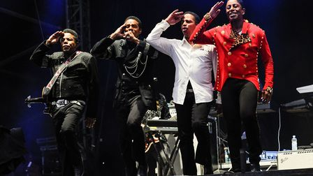 The Jacksons will be performing at Newmarket Nights June 30. Photo: James Watkins