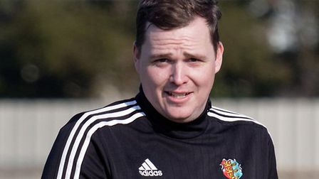 Brightlingsea boss James Webster, under no illusions it will be tough for his side in Step 3 next se