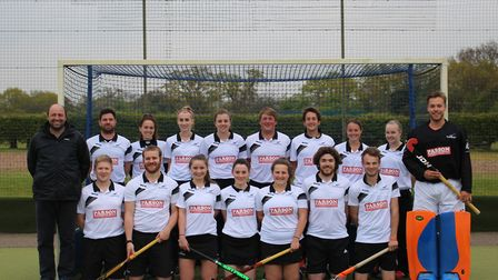 Harleston Magpies mixed team, heading to Lee Valley this weekend