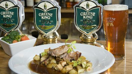 Greene King has diverted nearly 8,000 tonnes of food waste from landfill under an initiative launche