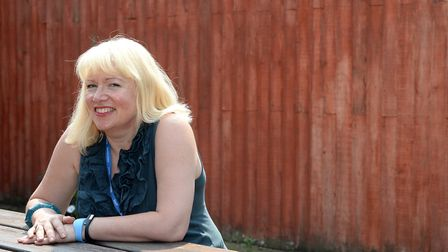 Jacquie Knott, deputy service manager for Acute Learning Disability Services with NSFT. Picture: NSF