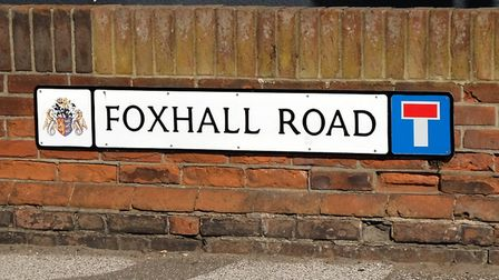 Foxhall Road has come top in a list of Ipswich streets with the most noise complaints since the begi