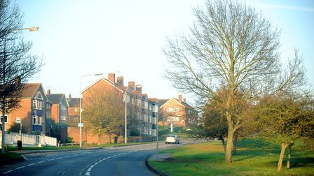 Birkfield Drive in Ipswich has come second in a list of the top ten noisiest streets in the town for