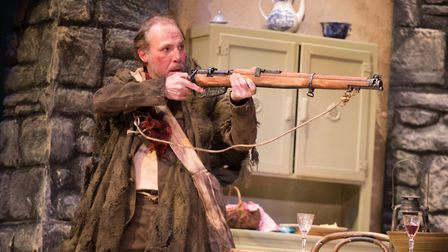 Andrew Fettes stars in Strictly Murder. Picture: Talking Scarlet