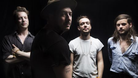 Mumford and Sons are performing at this year's Latitude Festival