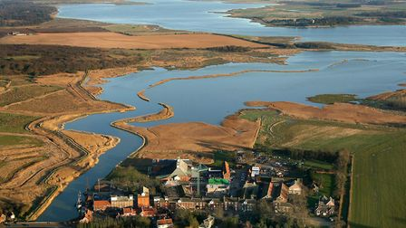 The campaign is seeking to protect the Alde and Ore estuary. Picture: MIKE PAGE