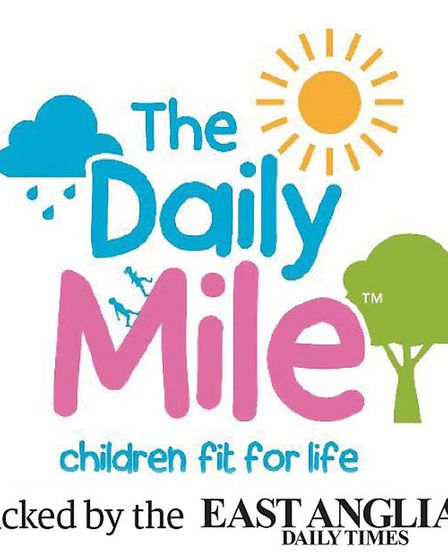 The Daily Mile logo, EADT