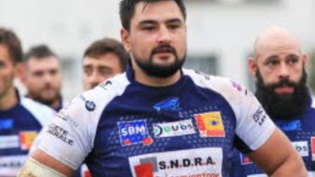 Yasin Brown has signed for Bury St Edmunds Rugby Club. Picture: BURY RUGBY CLUB