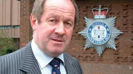 Tim Passmore, Suffolk Police and Crime Commissioner