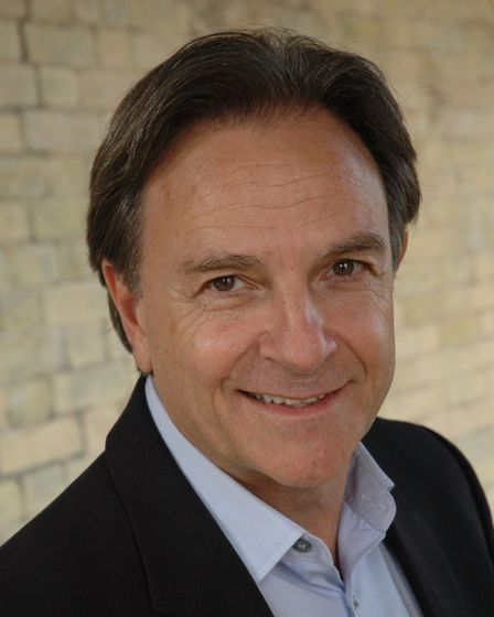 Actor Brian Capron, born in Eye and raised in Woodbridge. Photo: Contributed